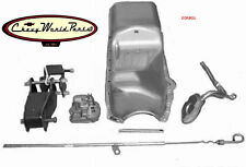 62 - 67 NOVA CHEVY II V8 OIL PAN CONVERSION KIT 1962