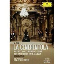 STADE/ARAIZA/MONTARSOLO/DESDERI-LA CENERENTOLA DVD NEU