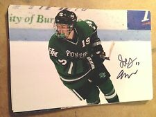 Joey Joseph Anderson SIGNED 4x6 photo HILL MURRAY PIONEERS