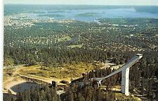 BR4606 Holmenkollen The Ski jump Norge     norway oslo