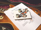 Jimmy Page Style Gibson Les Paul Coil Split/Tap Harness Kit (long shafts)