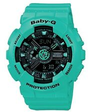 Casio Baby-G * BA111-3A Anadigi Green Watch for Women COD PayPal
