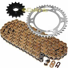 Golden O-Ring Drive Chain & Sprockets Kit Fits HONDA CBR600RR 2003 2004 2005 06
