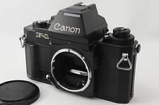 MINT  Canon New F-1 AE 35mm SLR Camera Black Body from japan #333