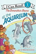 The Berenstain Bears at the Aquarium (I Can Read Book 1)-ExLibrary