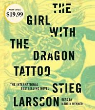 The Girl with the Dragon Tattoo (Millennium Series), Larsson, Stieg, New Book