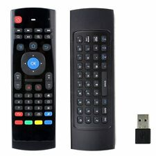 3in1 Remote Control - Keyboard - Air Mouse with Voice Input for Smart TV Android