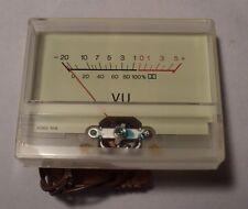 SANSUI D-90 Stereo Cassette Deck VU Meter