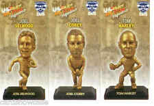 2009 Select AFL GOLD Figurine picture card Team Set Geelong (3)