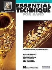 Essential Technique 2000 Bb Trumpet Book 3 Textbook All Ages Free CD Included!!