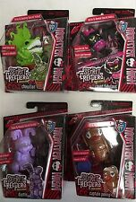 Monster High Secret Creepers Pets- SET of 4 -FREE SHIPPING
