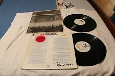 ELEKTRA RECORDS JANUARY RELEASES 1/72-Various Artists  Promo 2LP with 2 Original