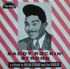 Daddy Rockin' Strong LP Nolan Diablos Andre Williams Dirtbombs Reigning Sound