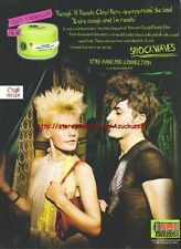 Wella Shockwaves Xtrovert 2005 Magazine Advert #3905