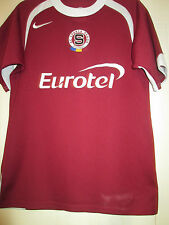 Sparta Praha Prague 2005-2007 Home Football Shirt Size XS adult /39837