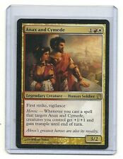 Anax and Cymede-Theros-Magic the Gathering