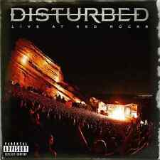 DISTURBED LIVE AT RED ROCKS CD (RELEASED November 18th 2016)