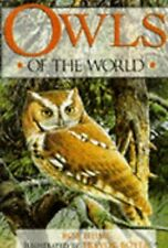 Owls of the World-ExLibrary
