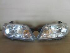 JDM 02-04 Mazda Familia Protege Protege5 Halogen Headlights Lamps Lights Set OEM
