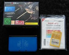 Nintendo 3DS XL Fire Emblem Limited Edition Pack Hand Konsole mit OVP