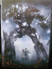 Transformers DVD, 2007 Shia LaBeouf WORLD SHIP AVAIL