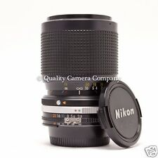 Nikon Zoom-Nikkor 35-105mm f/3.5-4.5Ai-S Macro - GREAT OPTICS WALKABOUT LENS EX
