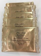 5 Shiseido Benefiance Pure Retinol Instant Treatment Eye Masks