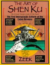 The Art of Shen Ku-The Ultimate Traveler's Guide of This Planet - Zeek - PB-2001