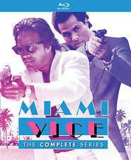 Miami Vice: The Complete Series (Blu-ray Disc, 2016, 20-Disc Set)  Watched once.