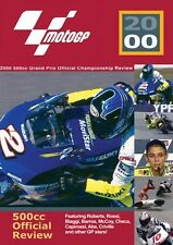 MotoGP - Bike  World Championship Grand Prix - Official review 2000 (New DVD)
