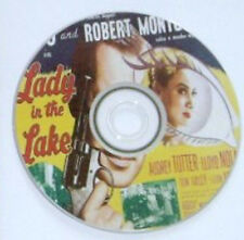 FILM NOIR: R2 LADY IN THE LAKE; Robert Montgomery - Phillip Marlowe