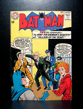 COMICS: DC: Batman #157 (1963) - RARE (superman/flash/atom)