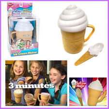 Magia Ice Cream Maker Niños Taza no Licuadora No Mess Scoop Incluye 3 Minutos Como En Tv