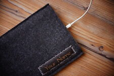 Leather New iPad Air 2 / iPad Air CASE COVER - with your NAME