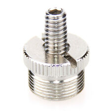 "5/8"" Male to 1/4"" Thread Female Microphone Stand Adapter Mic Screw accessories"