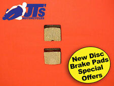 YAMAHA RD200DX / RD200 DX (78 79 80) FRONT DISC BRAKE PADS Made in Japan