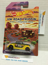 Neet Streeter Turquoise Trail * 2015 Hot Wheels Road Trippin Series * D13