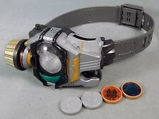 Kamen Rider OOO DX BIRTH DRIVER + 4 Medals Cell Medal Bandai Japan Belt