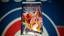 Warner Bros. 'The King and I' (VHS, 1999) with rare Elephant Whistle