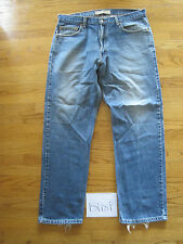 destroyed levi feather 505 grunge jean tag 36x30 meas 36x30 15118F