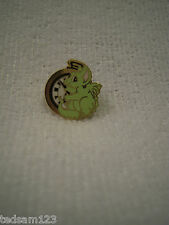 Pocket Dragon Pin Badge  ' TIME FOR YOU '    Mint.  RARE