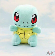 "New 6"" SQUIRTLE Pokemon Stuffed Soft Plush Toy Doll Figure"