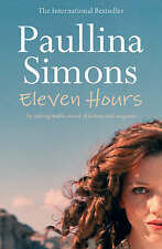 Eleven Hours, By Simons, Paullina,in Used but Acceptable condition