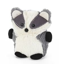 Intelex Hooty Friends Badger Microwavable Bed Time Teddy Heatable Christmas Gift