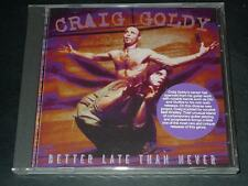 Better Late Than Never by Craig Goldy