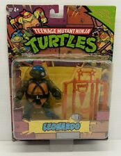 Teenage Mutant Ninja Turtles LEONARDO -  Playmates Classic Collection w/ BOX