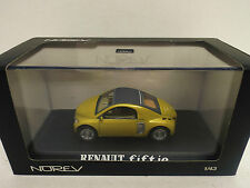 NOREV 517997 RENAULT CONCEPT CAR FIFTIE CAR 1:43 MINT BOXED (Z223)