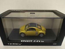 NOREV 517997 RENAULT CONCEPT CAR FIFTIE CAR 1:43 MINT BOXED (Z223)