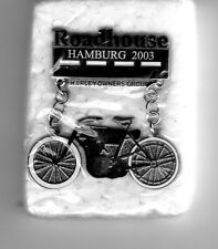 HARLEY DAVIDSON 2003 100th ANNIVERSARY ROADHOUSE HAMBURG PIN