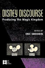 Disney Discourse: Producing the Magic Kingdom AFI Film Readers